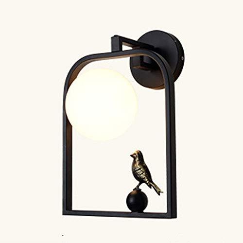 DXYSS Modernos Bañadores de Pared Interior Lámpara de Pared de la Pared de Fondo Living lámpara de Pared de Estilo Chino de Hierro Forjado Pasillo Corredor de cabecera