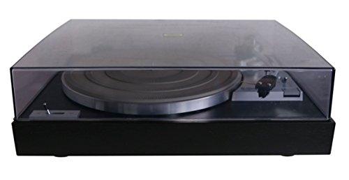 Yamaha YP-211 Plattenspieler in schwarz