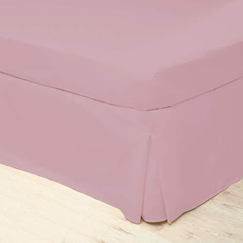 Belledorm - Cubre canapé de Cuidado fácil (Single) (Rosa)
