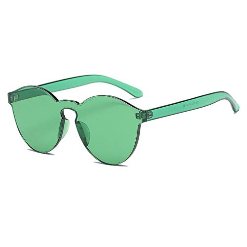 ZZZXX Gafas De Sol De Espejo Gafas De Sol Ojo De Gato Redondas Gafas De Piloto Con Estuche Y Paño De Limpieza, Para Ciclismo Pescar Y Conducir