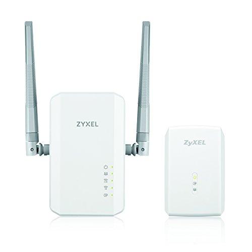 Zyxel Powerline AC900,1000 Mbps Wireless Extender PLA5236KIT