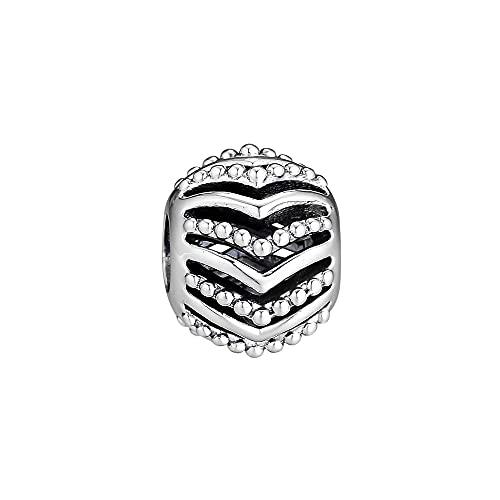Pandora 925 colgante de plata esterlina Diy CKK elegante deseo abalorios joyería adecuada para pulsera Original collar Kralen