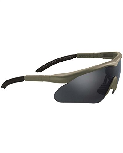 Mil-Tec Schutzbrille Swiss Eye® Raptor Oliv