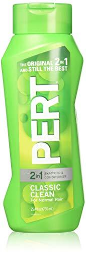 Medium Conditioning Formula 2 In 1 Shampoo Conditioner For Normal Hair Pert Plus Unisex 25.4 Oz by Pert Plus