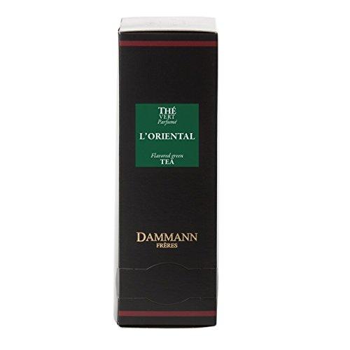 Desconocido Té DAMMANN FRÈRES - L'ORIENTAL (Té Verde) - 4 x 24 Sobres Cristal