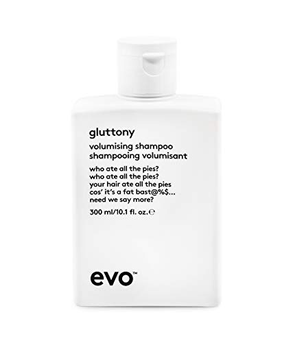 Evo Gluttony Volume Shampoo, 300 ml Gf