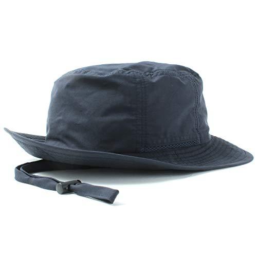 ベーシックエンチ(撥水)サファリハット Teflon Safari Hat 帽子 アウトドア フリーサイズ キッズサイズ ビッグサイズの画像