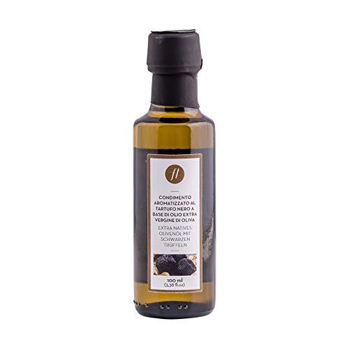 Feinkost Luigi - Trüffelöl aus schwarzen Trüffeln (100ml)