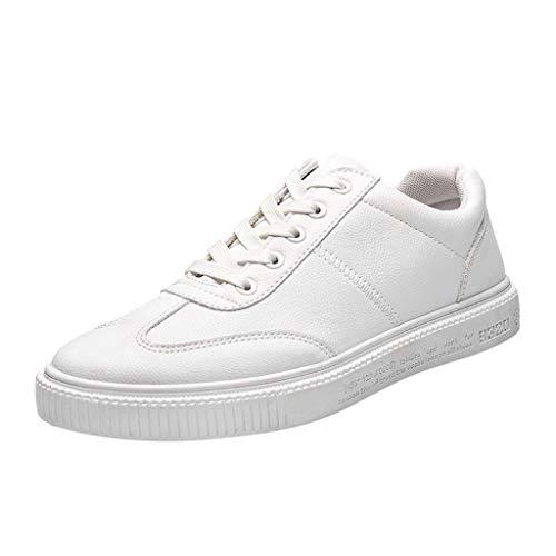 TWISFER Herren Schuhe für Freizeit Sport Training Freizeitschuhe | Männer Einfarbig Sneaker für Sommer Winter Sommerschuhe Sportschuhe Schuhe für Jungen Fitness Winterschuhe Halbschuhe