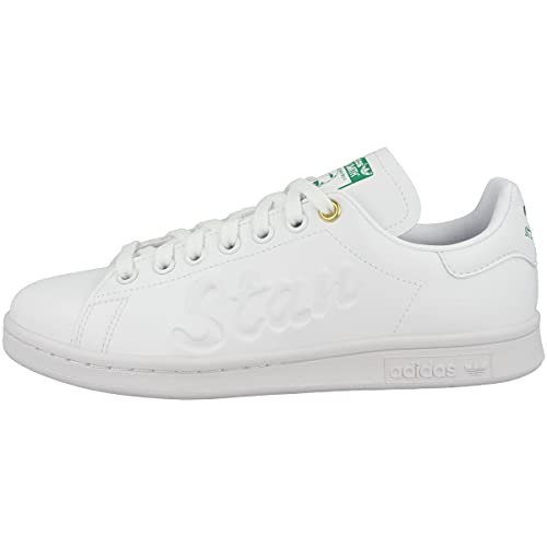 adidas Low Stan Smith - Zapatillas deportivas para mujer, color Blanco, talla 42 2/3 EU