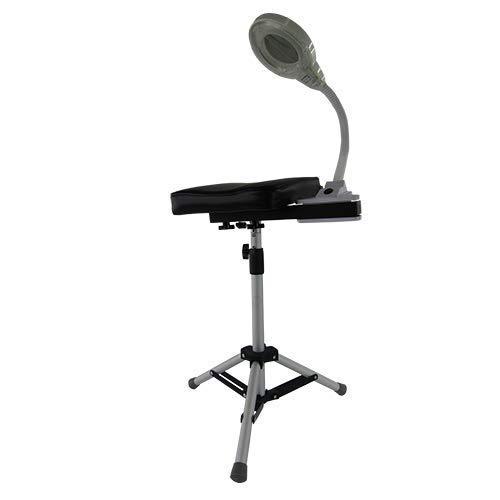 Set Megan für die Fusspflege Beinstütze & LED Klemmleuchte