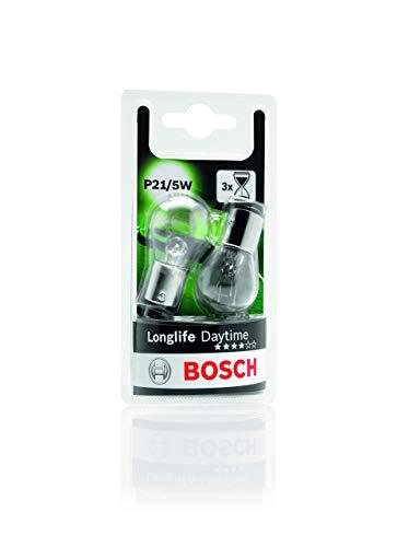 Lámparas Bosch para vehículos Longlife Daytime P21/5W 12V 21/5W BAY15d...