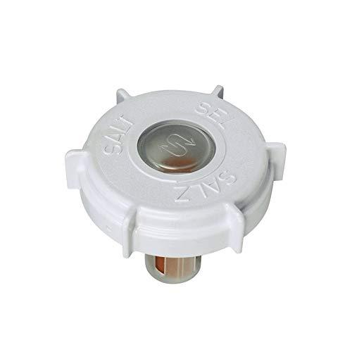 Salzverschlusskappe Drehkappe Verschluss für Spülmaschine Whirlpool-Gruppe/Bauknecht/Ignis 481246279906