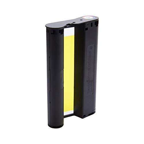 MMD For Canon Selphy Tinta de Color Conjunto de Libro Impresora fotográfica compacta CP1200 CP1300 CP910 CP900 3pcs Cartucho de Tinta KP 108 Pulgadas KP-36en (Color : Ink Only)