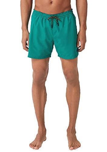 s.Oliver Herren 28.904.70.5833 Shorts, Grün (Teal 7668), W(Herstellergröße: XX-Large)