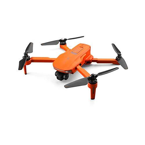 GZTYLQQ Drone FlyCam Quadcopter UAV con cámara 4K Gimbal de 2 Ejes Tiempo de Vuelo de 35 Minutos, para Principiantes