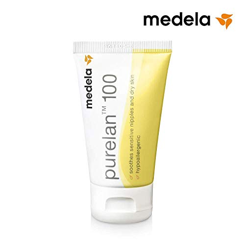 Best Prices! Ointment for Nipples Purelan 100 Pure Lanolin, 37 g, Medela
