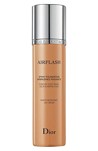 Diorskin Airflash Spray Foundation 400 Honey Beige (Medium: Neutral...