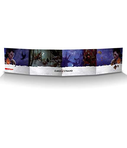 Dungeons & Dragons - Escudo do Mestre: A Maldição de Strahd - Edição em Português