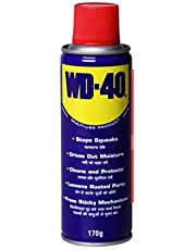 Pidilite WD-40, Multipurpose Spray, Lubricant, Rust Remover, Squeak Noise Remover, Stain Remover, and Cleaning Agent, 170g