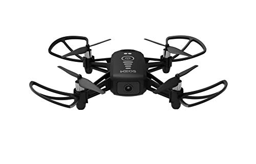 Twodots Two Dots KEOS - Drone per Ragazzi, Unisex, Colore: Nero