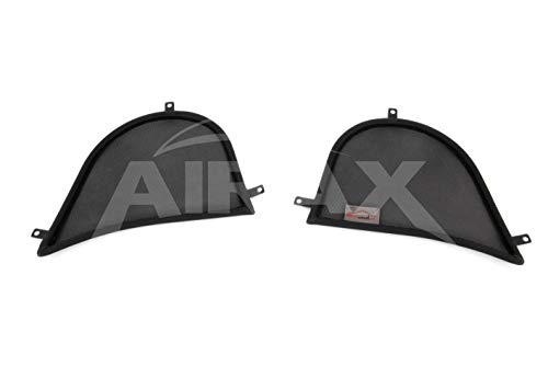 Airax Windschott für Boxster Typ 986 L/R Cabrio Windabweiser Windscherm Windstop Wind deflector déflecteur de vent