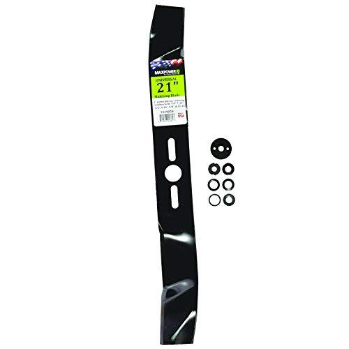 MAXPOWER 331905B 21' Universal Mulching Blade