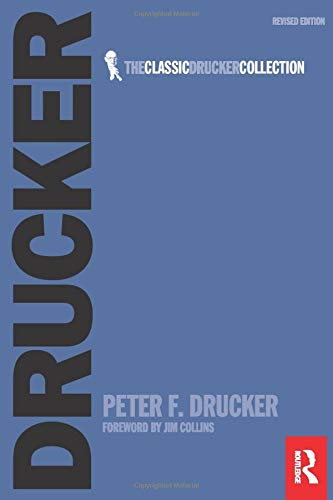 The Effective Executive (Classic Drucker Collection)