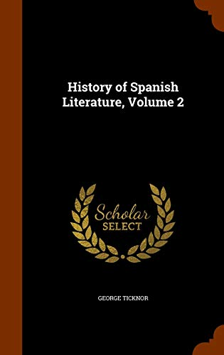 II5 Book] Free Download History of Spanish Literature