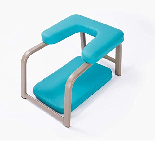 Best Bargain ZHWGS Yoga Chair Headstand Bench Yoga Headstand Bench,Balanced Inversion Stand Stool Ch...
