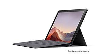 "New Microsoft Surface Pro 7 – 12.3"" Touch-Screen - 10th Gen Intel Core i5 - 8GB Memory - 256GB SSD(Latest Model) - Windows 10 Home  – Matte Black (B07YNJ6BQL) | Amazon price tracker / tracking, Amazon price history charts, Amazon price watches, Amazon price drop alerts"