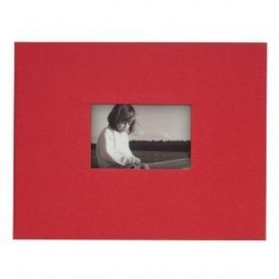 Newport Scrapbook 11 X 14 (Red) by Kolo