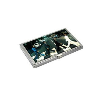 Beatles Abbey Road Carry Anrufkarten