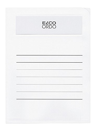 Elco 29465.10 Ordo Organisationsmappe Volumino, 220 x 310 mm, 120 g, weiß