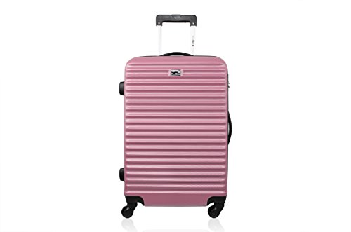 BLUE STAR Weekend Brazilia Valise, 60 L, Rosa (Rosa) - BD-12036