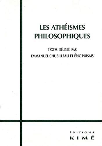 Atheismes Philosophiques
