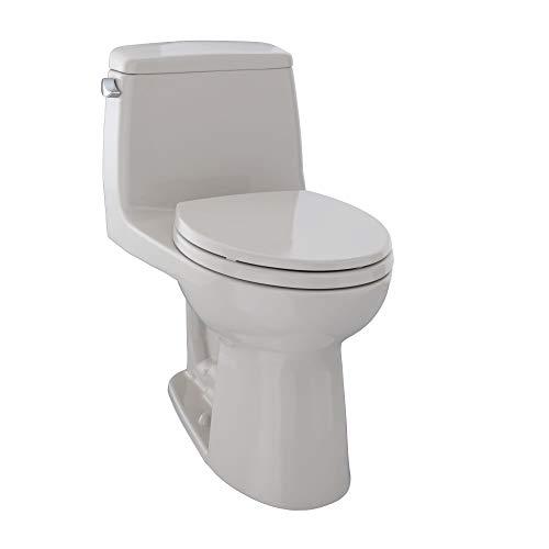 TOTO MS854114E#12 Eco Ultramax Elongated One Piece Toilet, Sedona Beige