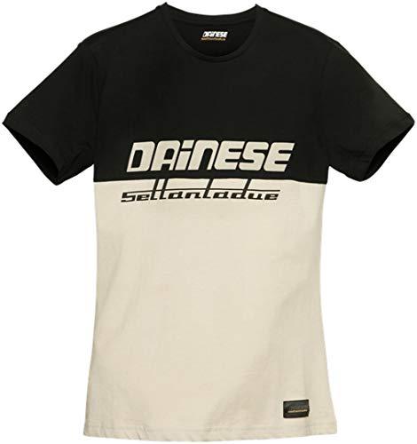 Dainese Dunes Lady T-Shirt, Camiseta para Mujer, 100% algodón