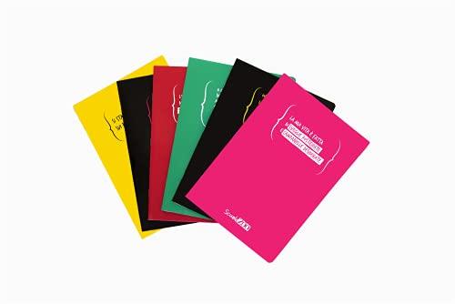 10 Maxi quaderno scuolaZoo 5 mm