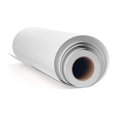 Moab Entrada Rag Bright (Papier aus Baumwolle für Tintenstrahldrucker, ERB2902440 290 g, 61 cm x 12.2 m, Weiß