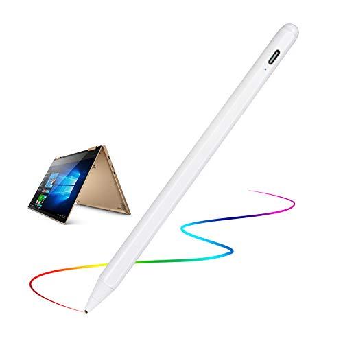 Stylus Pens for Lenovo Yoga Pencil, Evach Capacitive High Sensitivity Digital Pencil with 1.5mm Ultra Fine Tip Stylus Pencil for Lenovo Yoga Pen, White