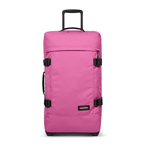 Eastpak TRANVERZ M Bagaglio a mano, 67 cm, 78 liters, Rosa (Frisky Pink)