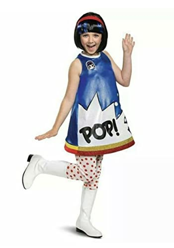 Disguise Girls' LOL Surprise POP Heart Deluxe Child Costume (Small...