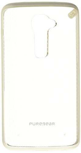 PureGear Slim Shell Case for LG G2 - Retail Packaging - Coconut Jelly