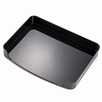 Officemate 2200 Series Side Load Tray Letter Size Black 1 Tray  22202