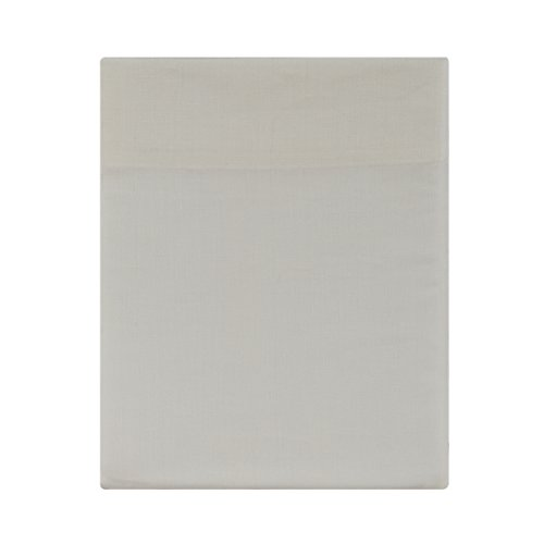 Essix - Drap Plat Cottage Lin Blanc 240 x 300 cm