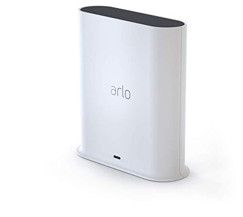 Arlo zertifiziertes Zubehör | SmartHub (geeignet für kabellose Arlo Ultra / Pro / Pro2 / Pro3 / Floodlight / Essential Überwachungskamera) VMB5000