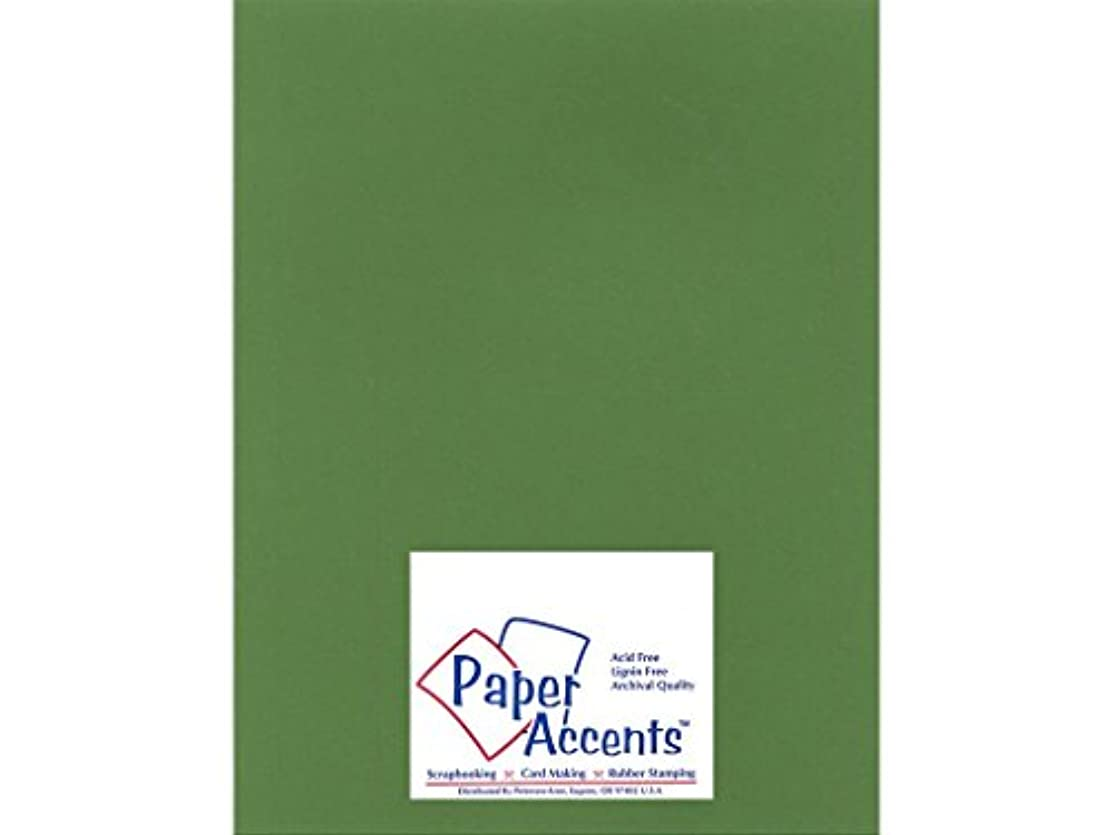 Accent Design Paper Accents Smooth 8.5x11 100# Herb Garden