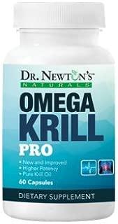 Omega Krill Pro - Omega-3 Fatty Acids, Brain Boosting DHA, EPA and Astaxanthin