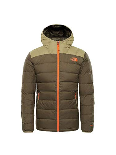 The North Face M La Paz Hooded Jacket M Taupe GR